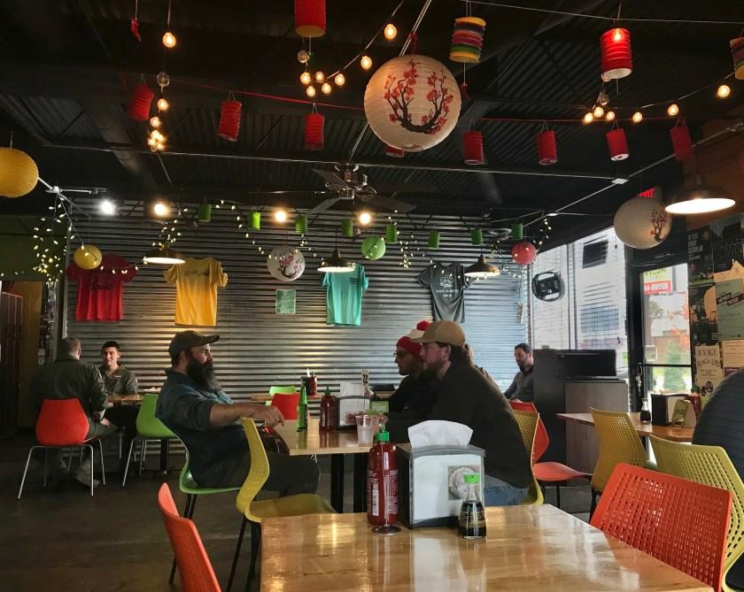 Birmingham, Wasabi Juan's