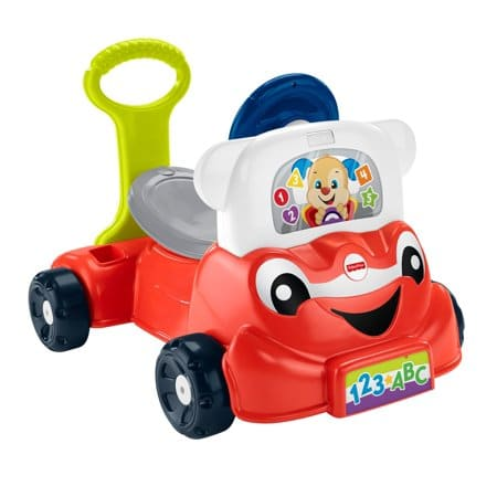 Birmingham, Laugh and Learn 3-in-1 Interactive Smart Car, top toys 2018, holiday toys, holiday gifts, presents, Christmas, holiday shopping, Christmas shopping, toys