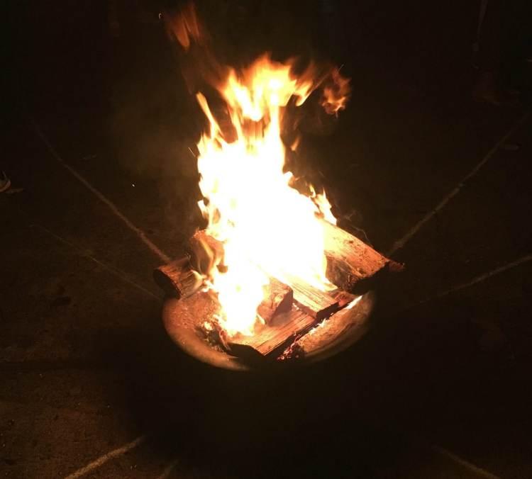 Fall bonfires call for bonfire fare.