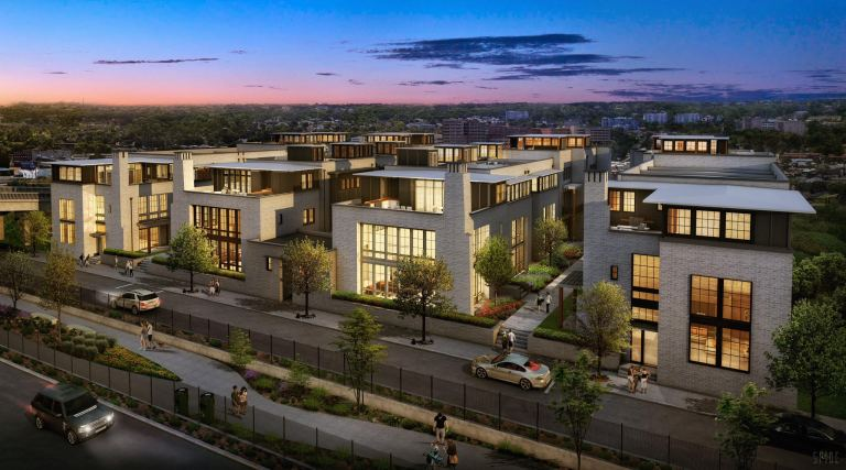 Birmingham, Avenue A Townhouses, The Rotary Trail, H2 Real Estate, The Dobbins Group