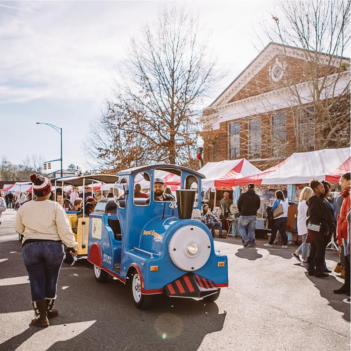 Birmingham, Talladega, Christmas on the Square, holidays, holiday events