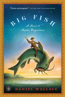 Birmingham, Alabama, Daniel Wallace, 2019 Harper Lee Award, Big Fish