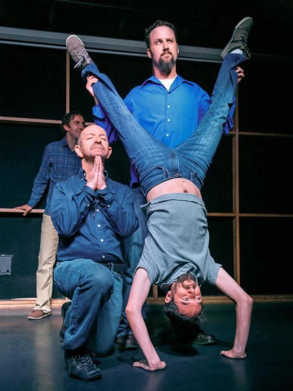 Birmingham, Positively Funny Improv, comedy, comedy shows, Birmingham Improv Theatre