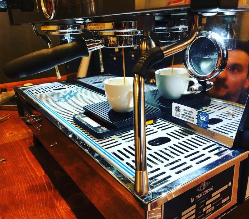 Birmingham, Filter Coffee-Parlor, coffee shops