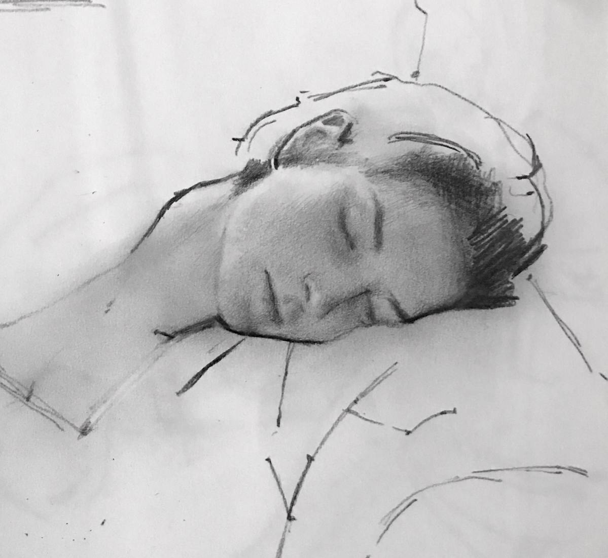 Figure Drawing: Figure, Ground and Space with David Baird