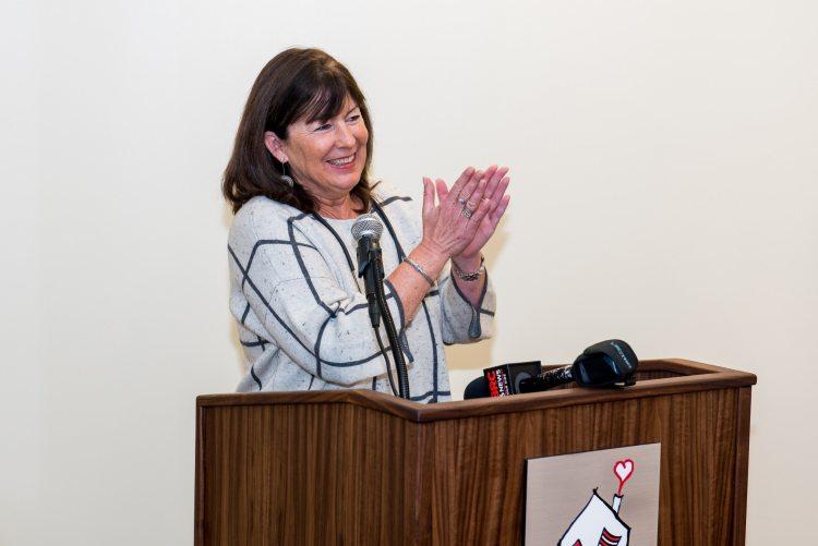 Ronald McDonald House in Birmingham is led by RMHCA Executive Director Katherine Billmeier