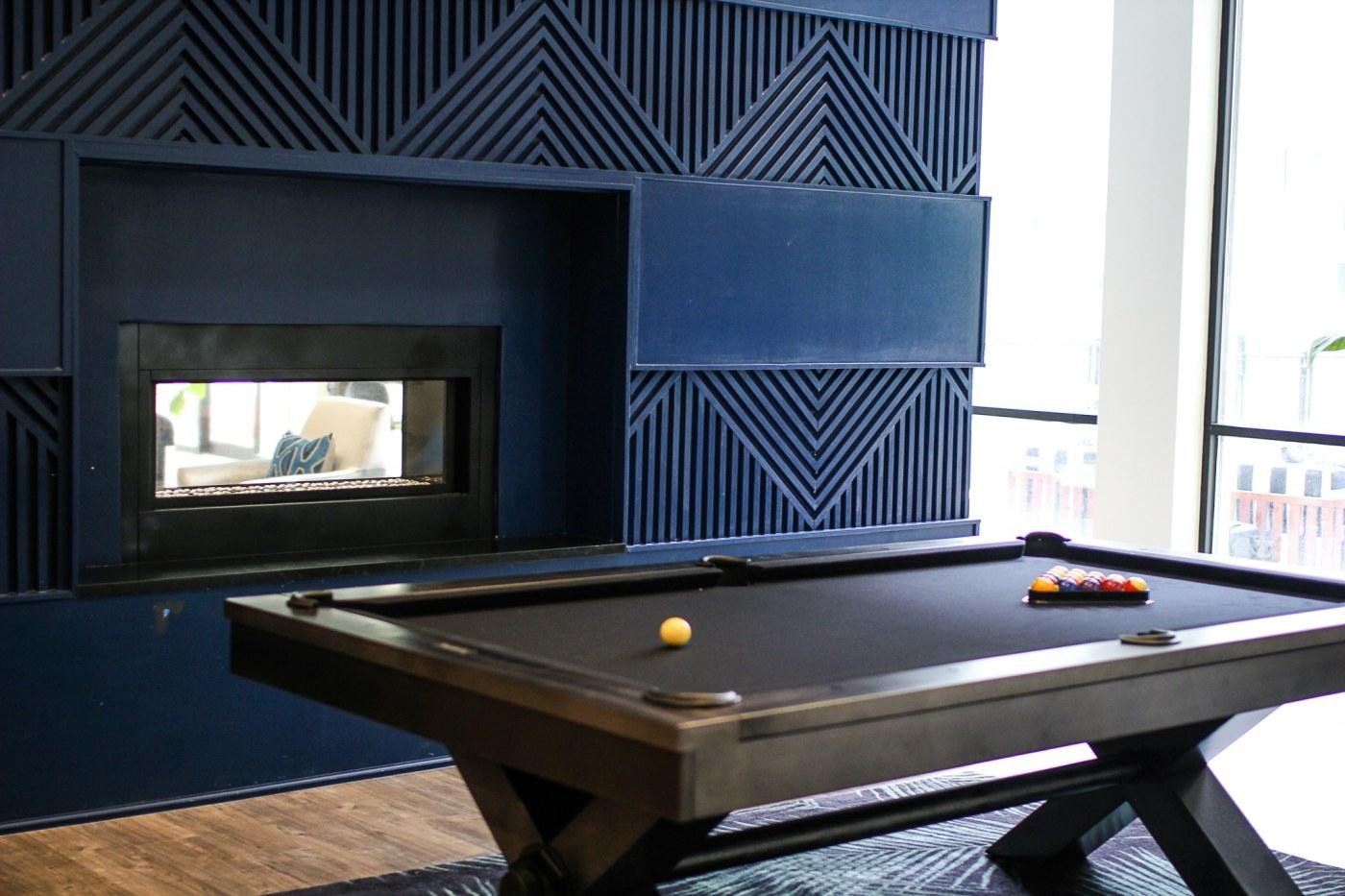 Birmingham, Alabama, The Metropolitan, UAB medical student housing options, billiards