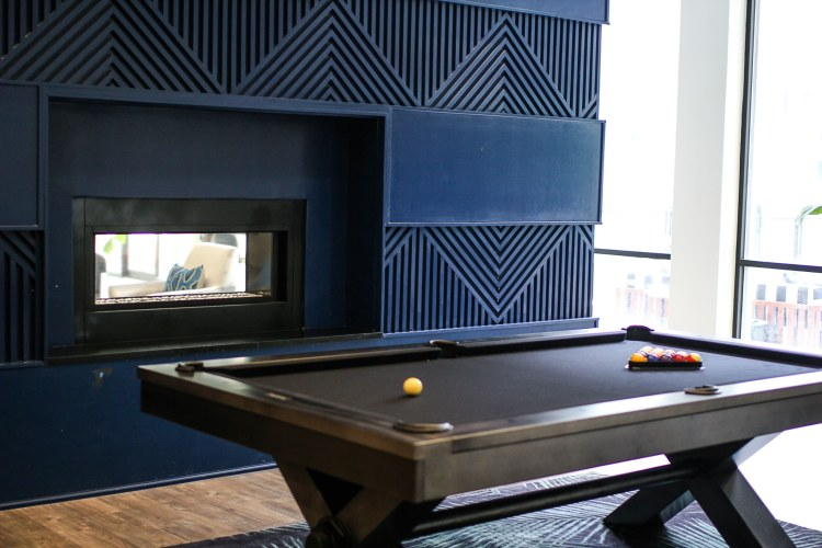 Birmingham, Alabama, The Metropolitan, UAB medical student housing options, billiards