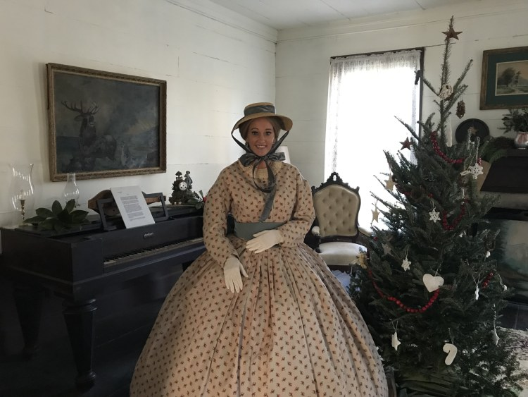 Bessemer, McCalla, Alabama, Eastern Valley Road, West Jefferson County Historical Society, Christmas Heritage Tour, Pioneer Homes, Owen House, tour guide