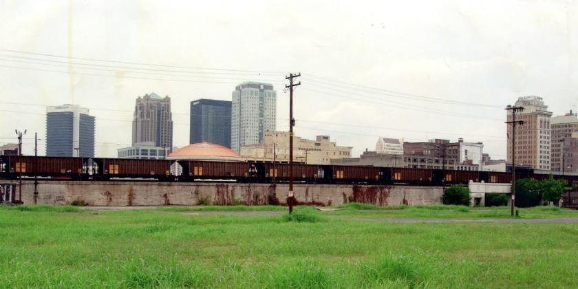 Before it became a park, Giles and others saw the possibility for a new Birmingham.