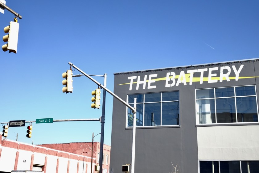 Birmingham, Alabama, The Battery, BEBCO