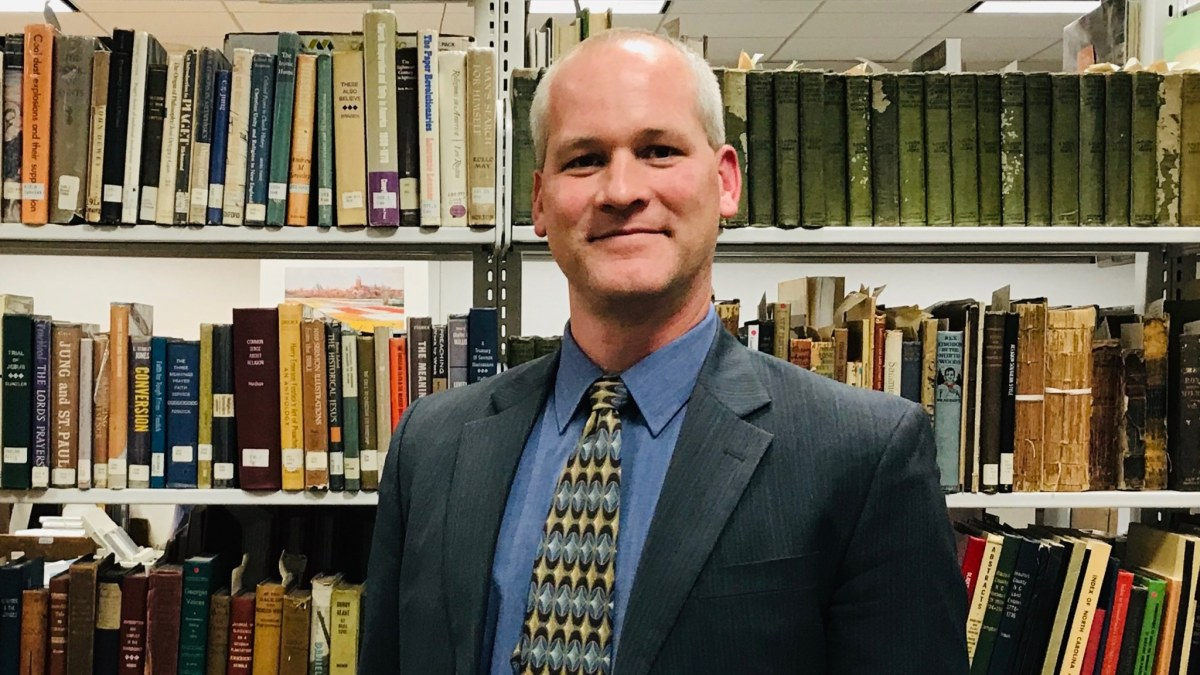 10 things to know about the Jefferson County Library Cooperative, with executive director Tobin Cataldo