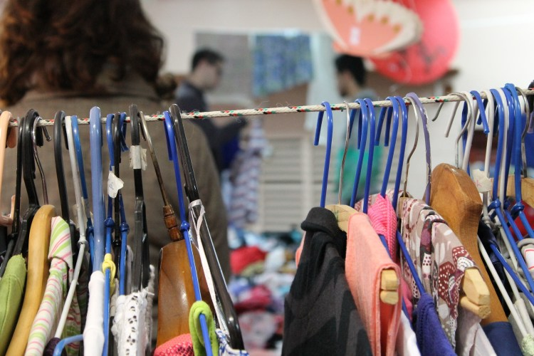 Thrifting in Birmingham, Alabama