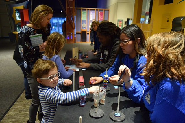 Birmingham, Alabama, Beaker Bash, McWane Science Center, Vulcan Materials Company sponsorship