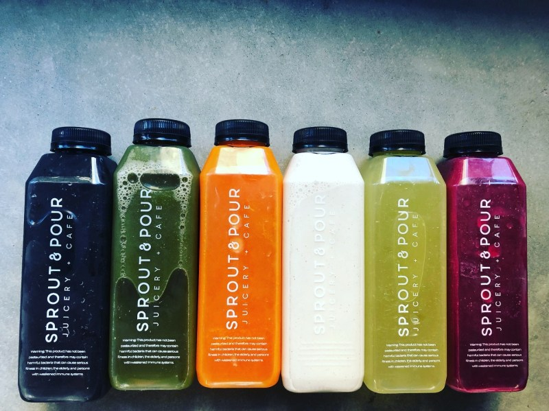 Whole30 in Birmingham guide: juices