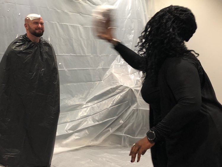 Birmingham, Alabama, Leukemia and Lymphoma Society, Light the Night, charity, pie face