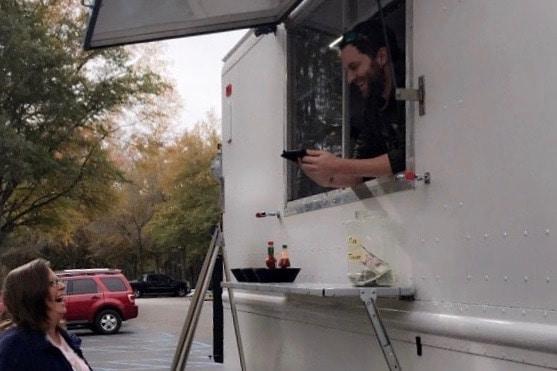 Birmingham, Alabama, Bayou Bros, food truck, Cajun food