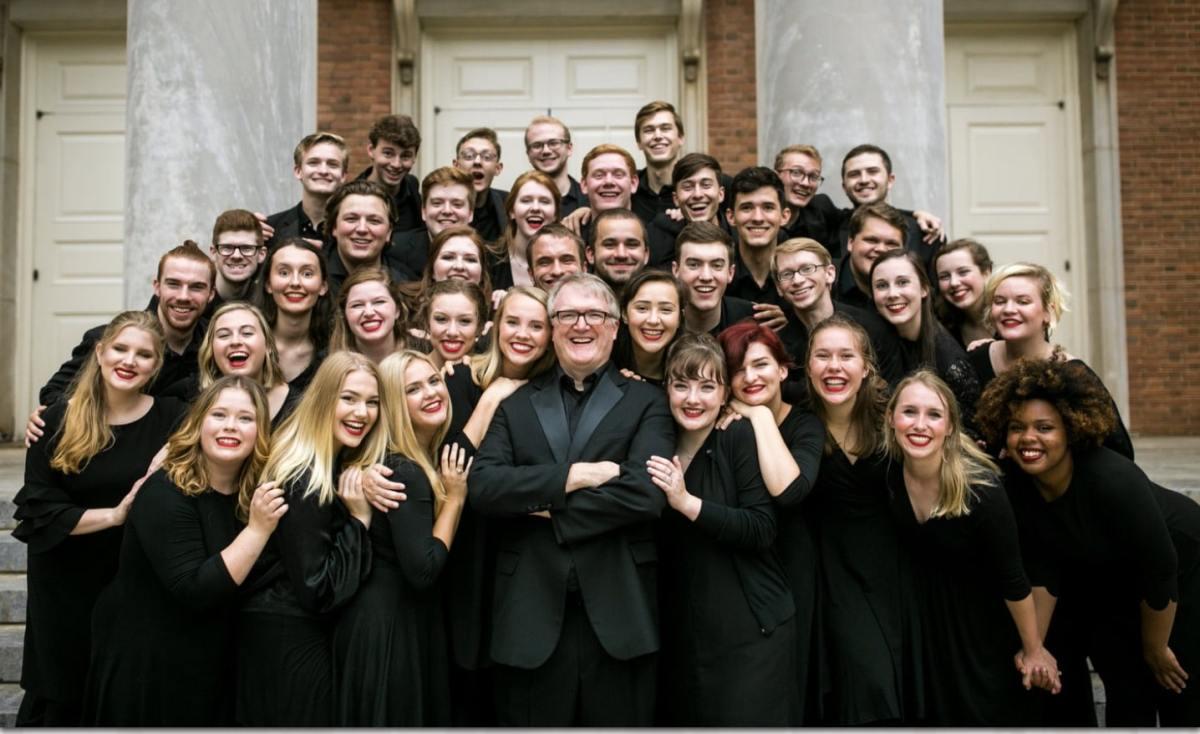 Birmingham, Alabama, Philip Copeland, Samford University A Cappella Choir
