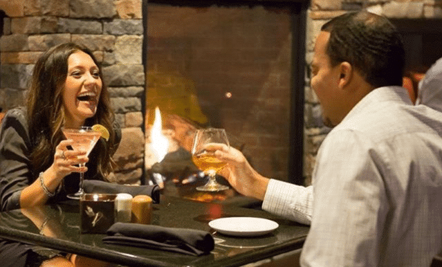 7 restaurants in Birmingham where you can warm up by a fire