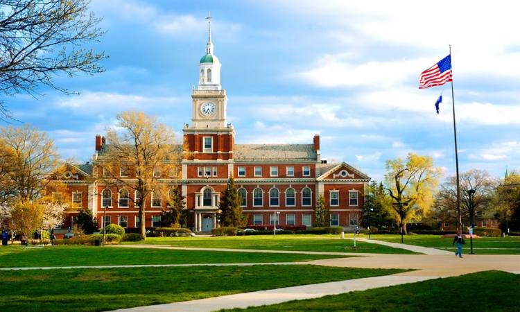 Howard University, HBCU, The YARD