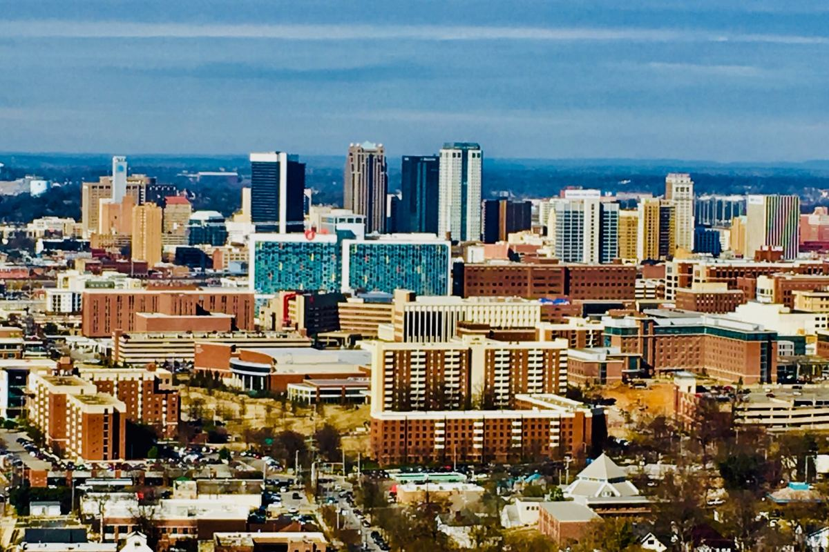 Birmingham ranks 37 on Inc. 50 Best Places in America for Starting a Business