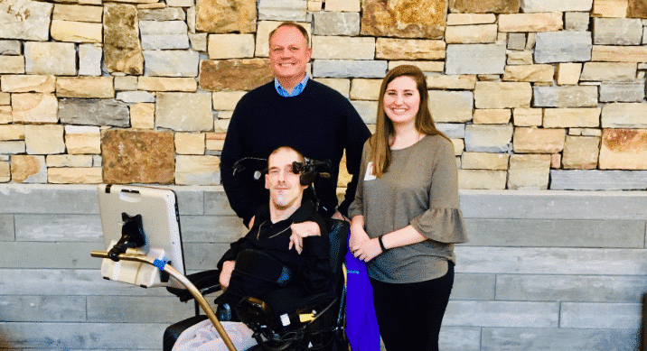 United Ability and Smart Solutions team up to open doors and enrich lives for people with disabilities