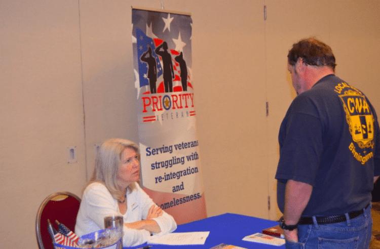 Priority Veteran is one way to support veterans in Birmingham