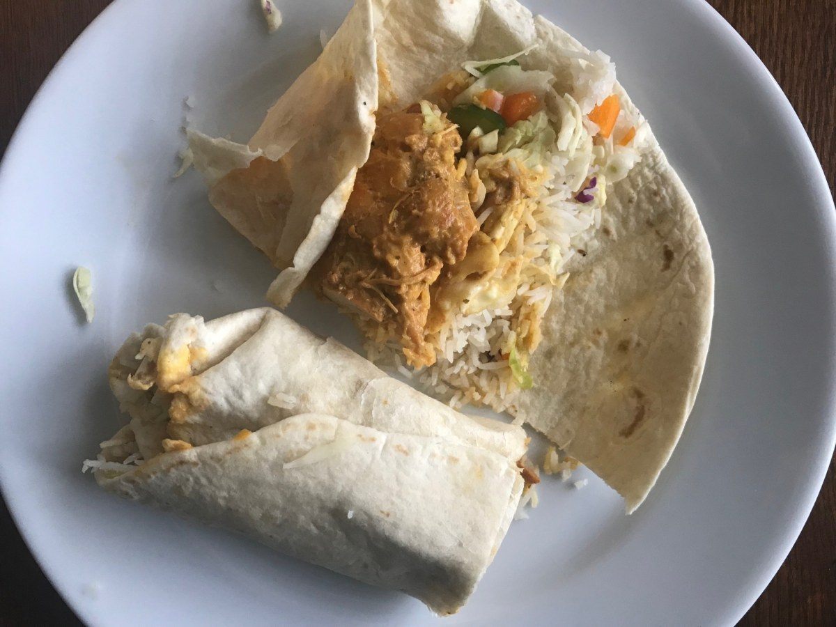 Bham Now Eats: Taj Wraps, the Lumbar and keto-friendly cauliflower crust at Slice
