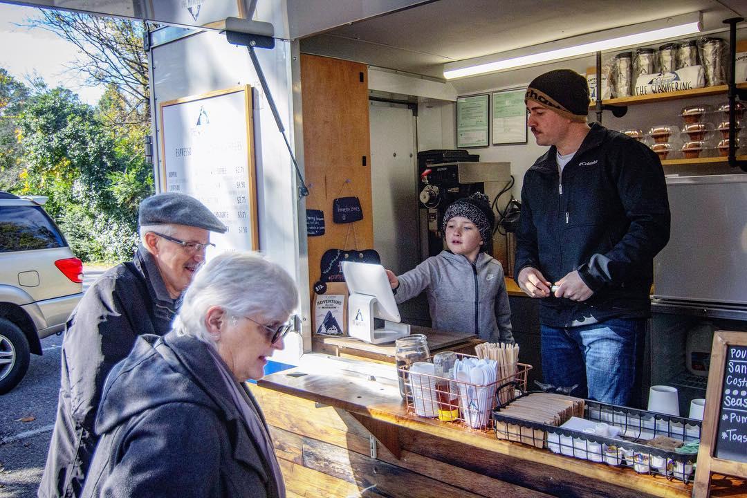Birmingham, Alabama, The Wandering Coffee Co.