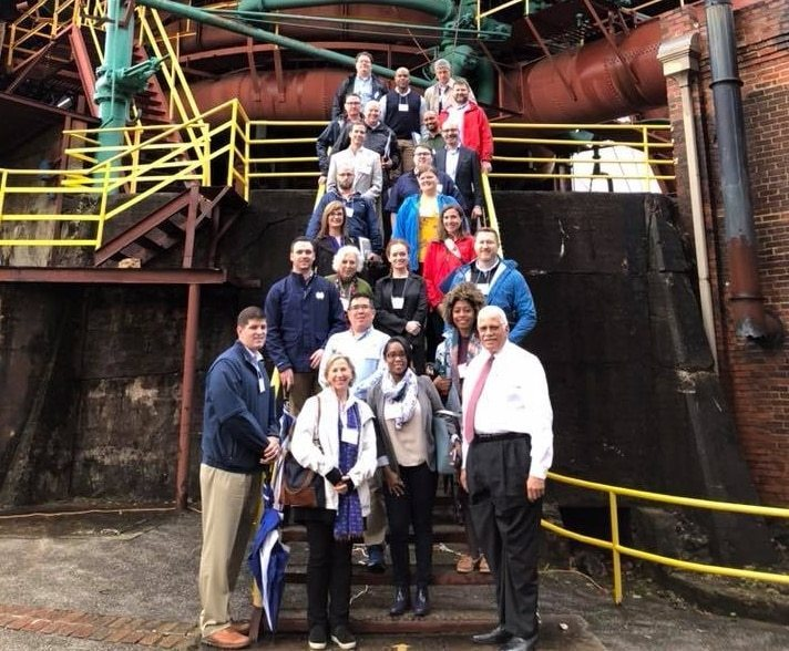 Urban Land Institute of Alabama holds field trips where members can learn from other places.