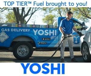Yoshi Gasoline Delivery