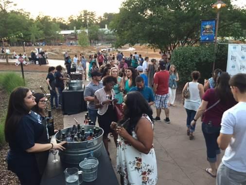 Birmingham, Magic City Wine Fest, spring food festivals, festivals