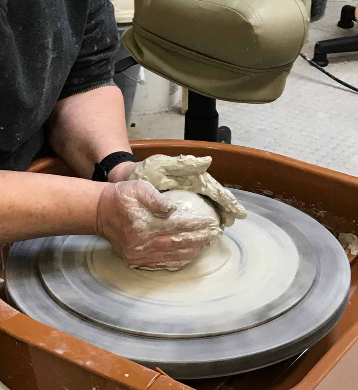 Art in the Making: Clay Workshop with Carolyn Wass
