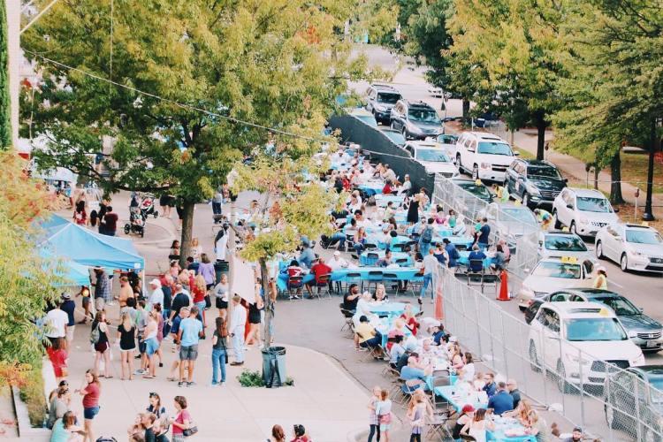Birmingham, Alabama, Greek Food Festival
