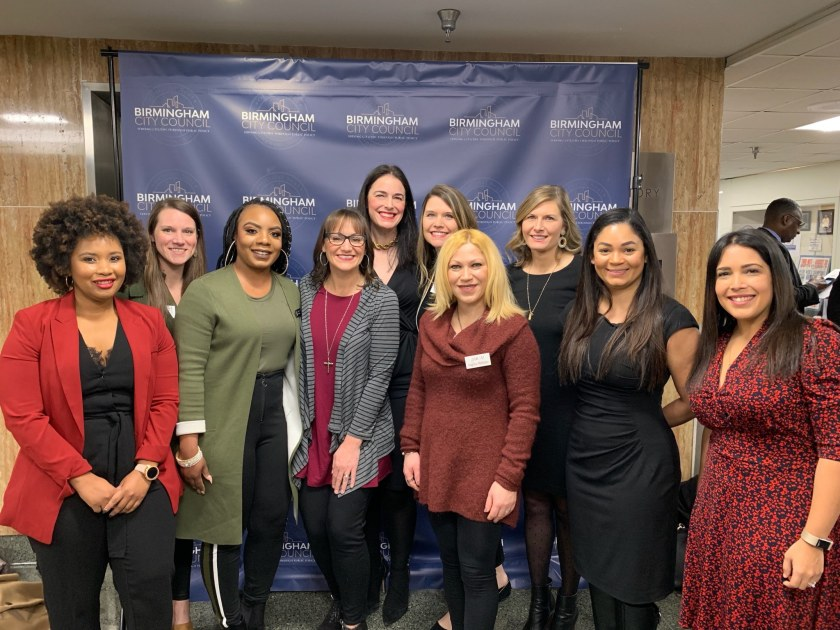 Birmingham, Alabama, Junior League of Birmingham, JLB, sex trafficking roundtable