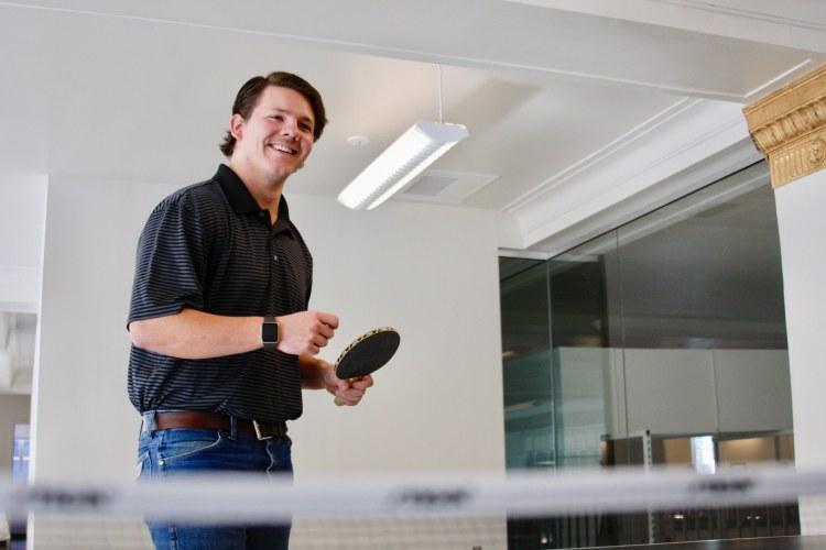 Niblett ping-pong