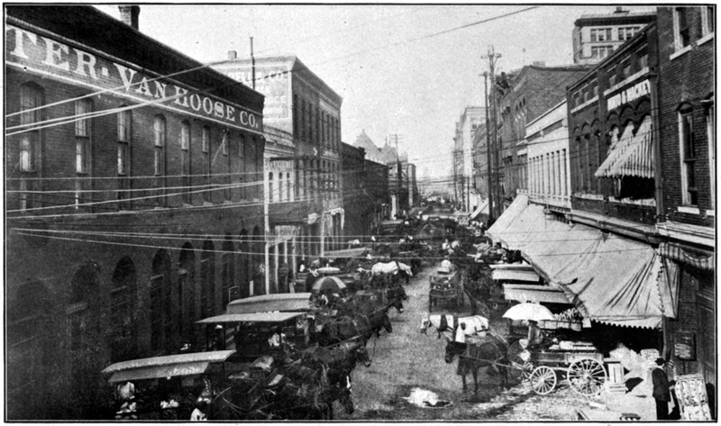 Old photos of downtown Birmingham's Morris Avenue capture a bustling picture of people enjoying the many places to shop, live and dine. Thanks to a widespread effort by developers like Orchestra Partners to breathe life back into the historic brick-paved street, Morris Avenue has seen a significant resurgence. If you're looking for an affordable home in the heart of downtown, the area is BACK, y'all! (1920s town car not included. Sorry.)