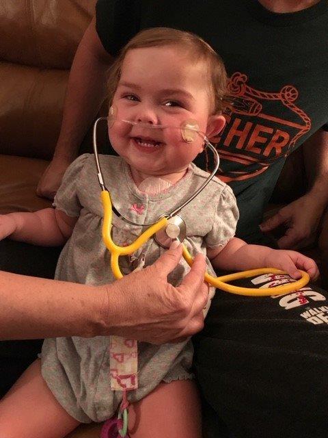 Birmingham, Alabama, Children's of Alabama, Parker Williams, patient, congenital heart defect, Heart Month