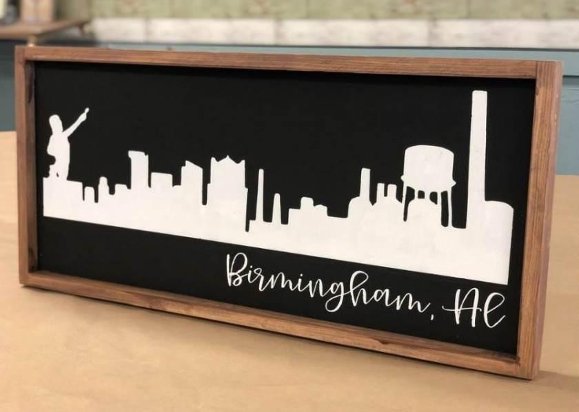 Birmingham, Hammer & Stain