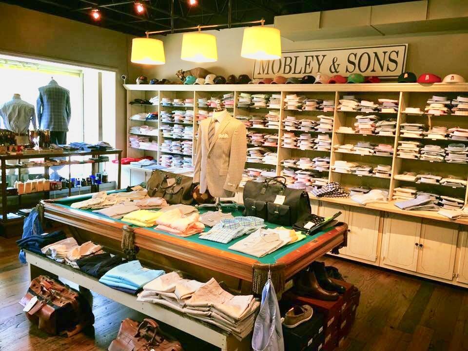 Birmingham, Mobley & Son, the top, shopping