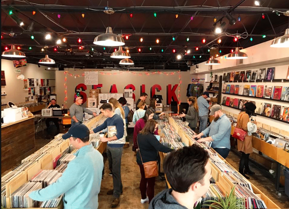 Birmingham's Seasick Records named best record store in Alabama by Vinyl Me Please