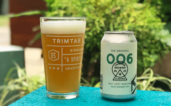 Named by Thrillist one of the best IPAs in the nation, TrimTab 006 will be back in late March