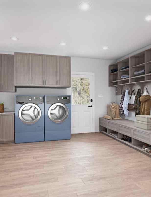 Closets by Design will be at the Birmingham Home Show Feb. 15-17. Their closets can be configured in so many different ways.