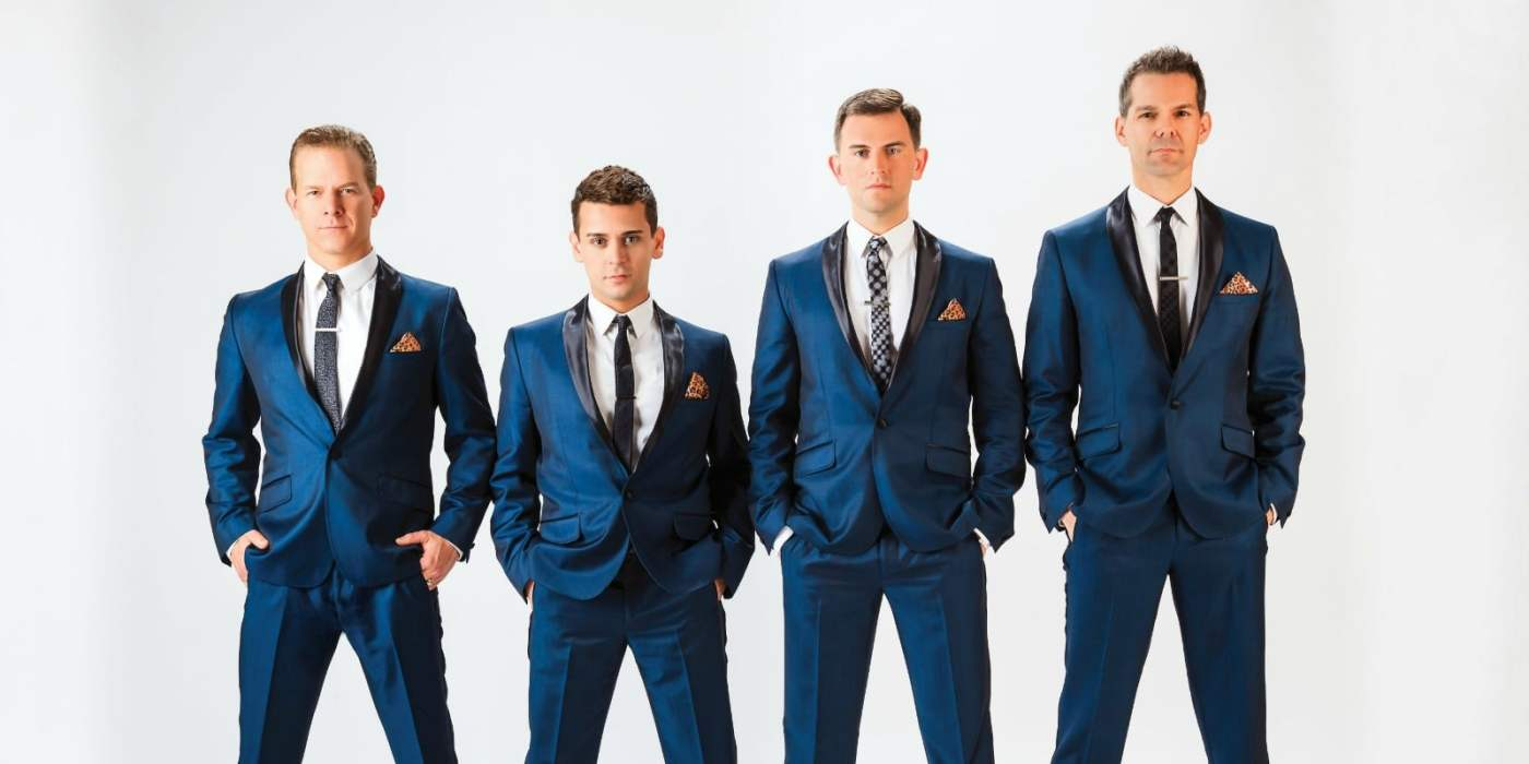 The Midtown Men will be performing at the Samford University Wright Center April 4 and 7PM.