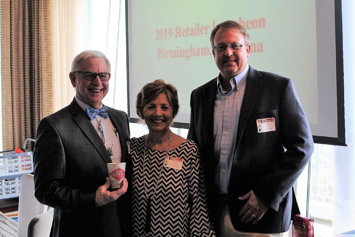 Birmingham, 2019 Buy Alabama's Best Retail Campaign Awards luncheon