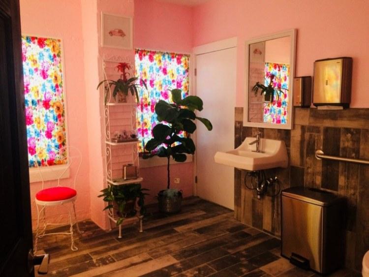Birmingham's best bathrooms include Slag Heap Brewing Co in Trussville