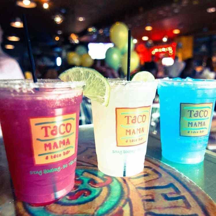Birmingham, Taco Mama, tacos, food, restaurants, margaritas, Tex Mex