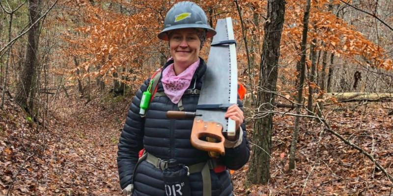 Wild South's Kim Waites has learned a thing or two about survival.