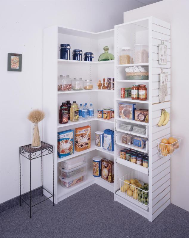 Closets by Design will be at the Birmingham Home Show Feb. 15-17. One of the products they'll be featuring is pantries.