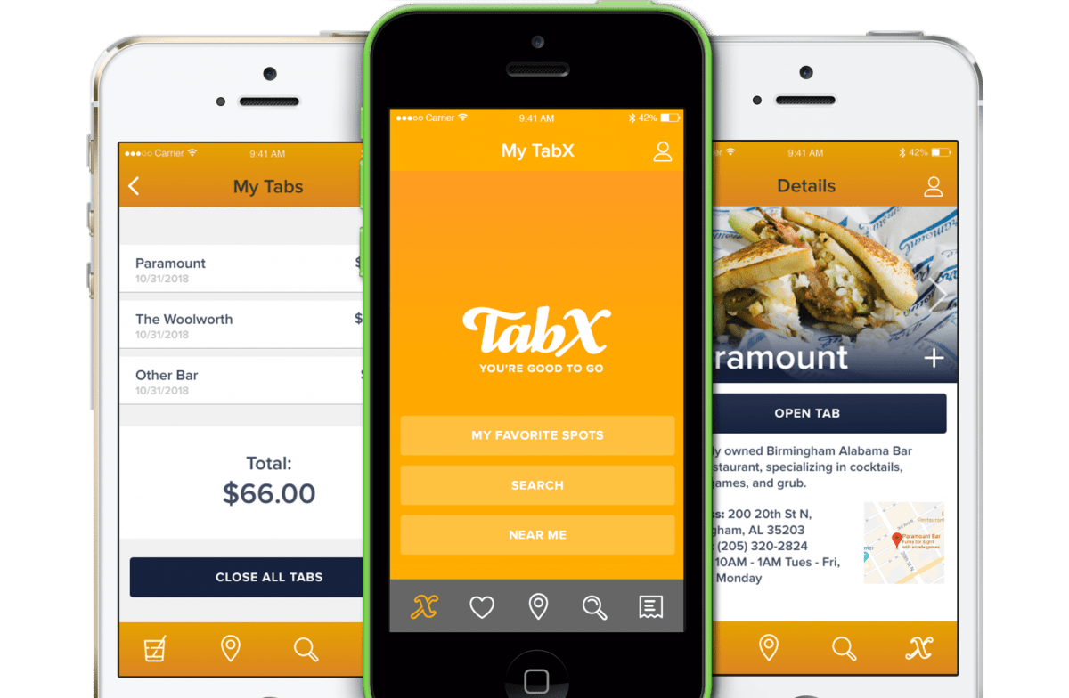 Birmingham brothers hope to eliminate overnight bar tabs with their new app TabX